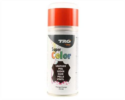 TRG SUPER COLOUR AEROSOL SPRAY 150ML ORANGE 314