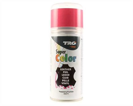TRG SUPER COLOUR AEROSOL SPRAY 150ML RASPBERRY 343