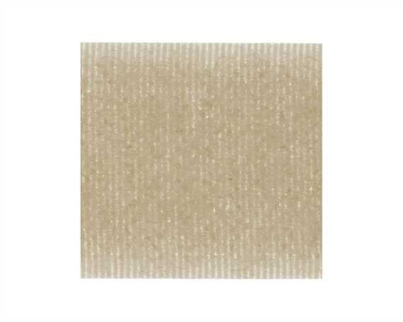 VELCRO® Brand 25MM LOOP SIDE OF SEW-ON BEIGE