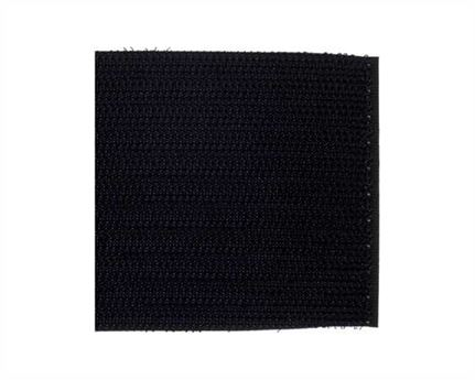 VELCRO® Brand 100MM HOOK SIDE OF SEW-ON BLACK