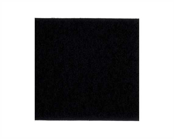 VELCRO® Brand 50MM LOOP SIDE OF SEW-ON BLACK