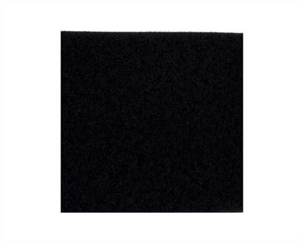 VELCRO® Brand 100MM LOOP SIDE OF SEW-ON BLACK