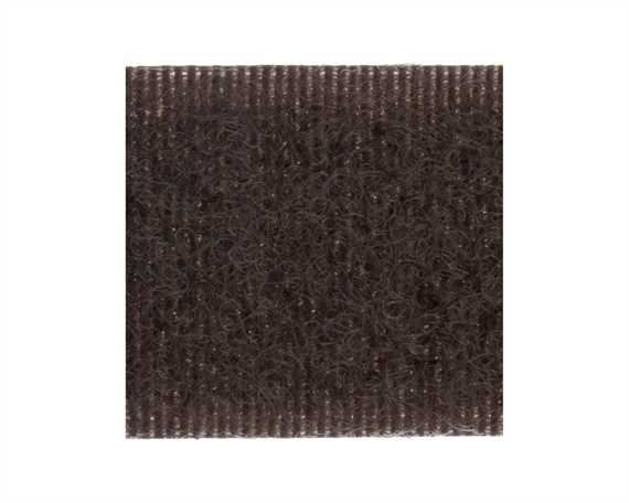 VELCRO® Brand 20MM LOOP SIDE OF SEW-ON BROWN