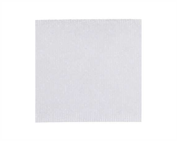 VELCRO® Brand 38MM LOOP SIDE OF SEW-ON WHITE