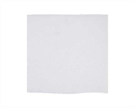 VELCRO® Brand 100MM LOOP SIDE OF SEW-ON WHITE
