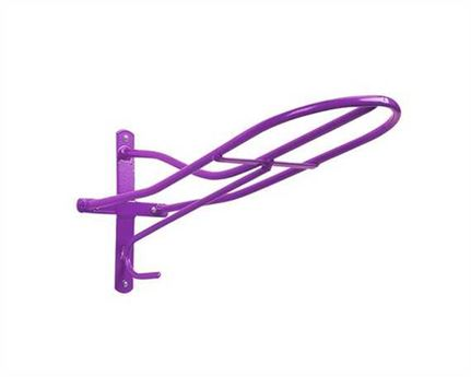 STUBBS STANDARD SADDLE RACK PURPLE