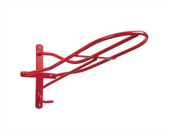 STUBBS STANDARD SADDLE RACK RED