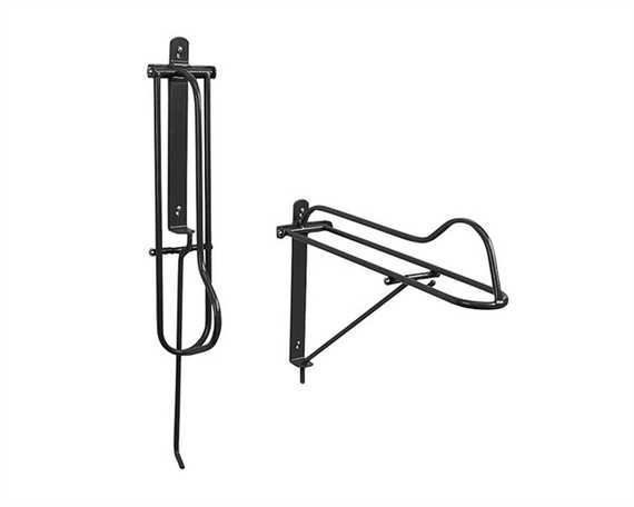 STUBBS FOLDING SADDLE RACK BLACK