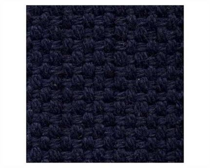 WEBBING  COTTON (PER L/MTR) NAVY 25MM