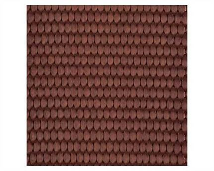 WEBBING POLYESTER HEAVY BROWN #104 STYLE 32MM (PER L/MTR)