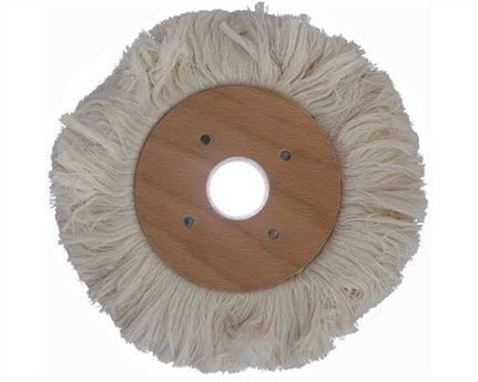 BUFFING DISC CLOTH FLUFFY