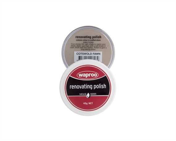 WAPROO RENOVATING POLISH COTSWOLD FAWN 45GM