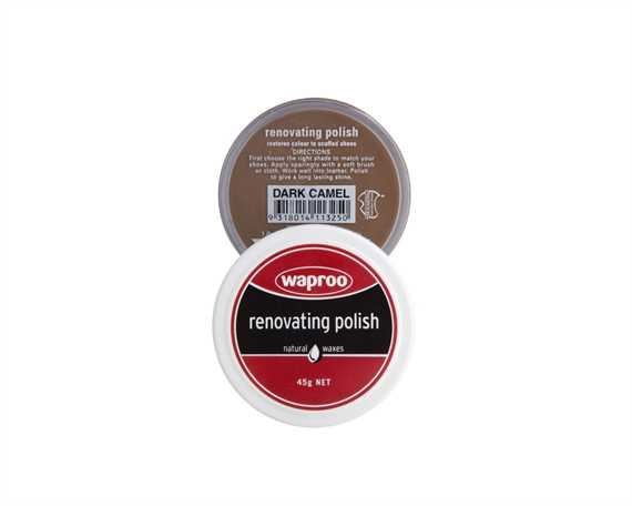 WAPROO RENOVATING POLISH DARK CAMEL 45GM