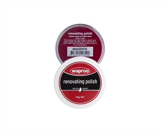 WAPROO RENOVATING POLISH MAGENTA 45GM
