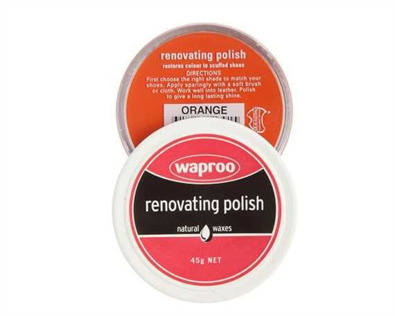 WAPROO RENOVATING POLISH ORANGE 45GM