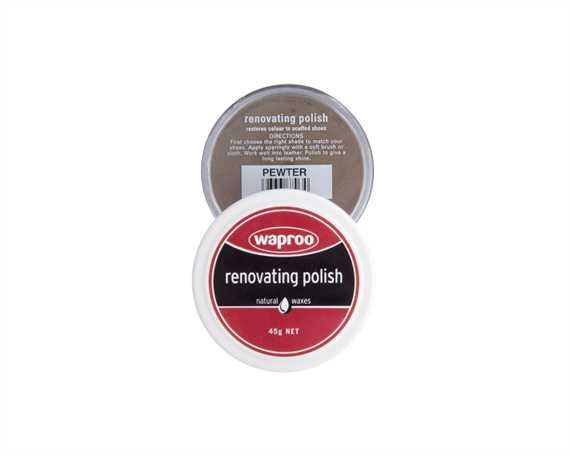 WAPROO RENOVATING POLISH PEWTER 45GM