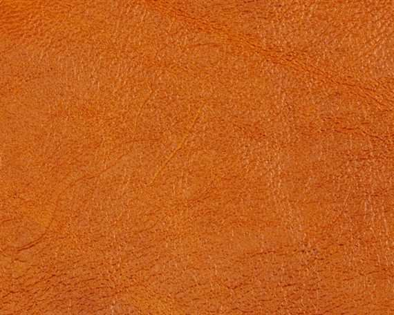 ZARZUELA CLASSIC MUSTARD ANILINE UPHOLSTERY LEATHER FULL HIDE