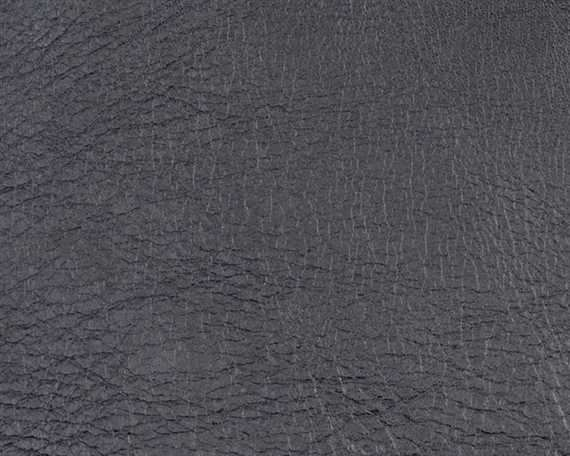ZARZUELA DAYTONA BLACK UPHOLSTERY LEATHER  FULL HIDE