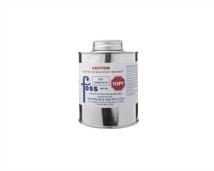 ADHESIVE FOSS 12D CEMENT 500ML