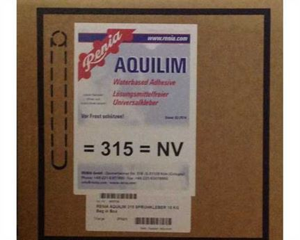 RENIA AQUILIM WATER BASED GLUE 10KG