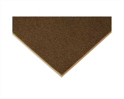 TOPY HEELING RUBBER SHEET HI-TOP BROWN 6MM (96 X 60CM)