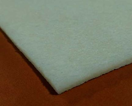 THICK CREPE RUBBER SHEETS 10MM - SHEET SIZE 90 X 33 CM