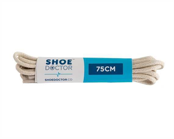 SHOE DOCTOR 75CM WAXED LACE BONE