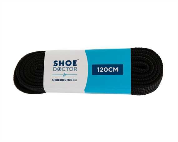 SHOE DOCTOR 120CM SNEAKER LACE BLACK