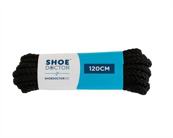 SHOE DOCTOR 120CM HIKER LACE BLACK