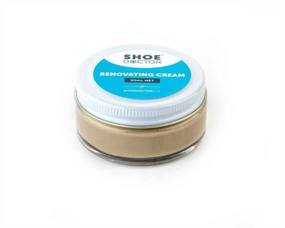 SHOE DOCTOR RENO CREAM 50mL Cotswold Fawn 21