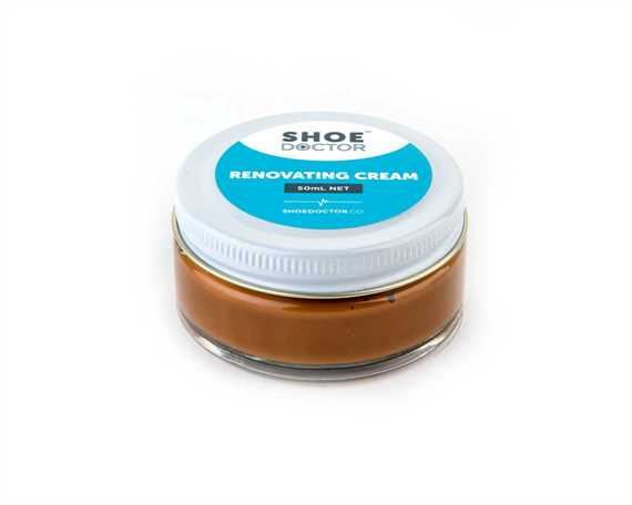 SHOE DOCTOR RENO CREAM 50mL Leather 82