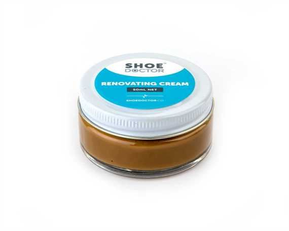 SHOE DOCTOR RENO CREAM 50mL Saddle 4