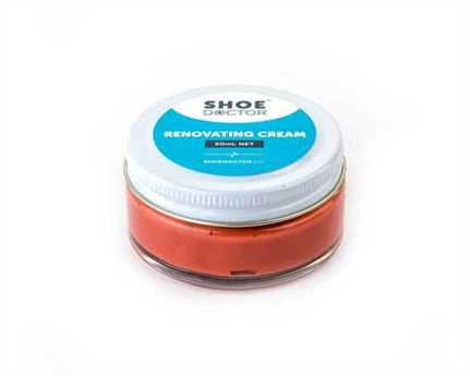 SHOE DOCTOR RENO CREAM 50mL Salmon 56