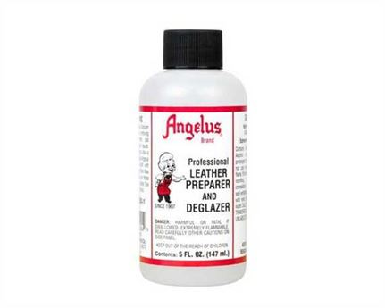 ANGELUS LEATHER PREPARER & DEGLAZER #820 147ML