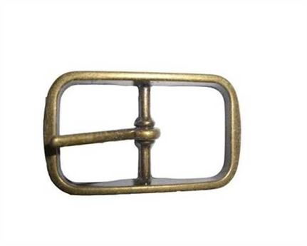 BUCKLE BELT BRASS ANTIQUE 20MM