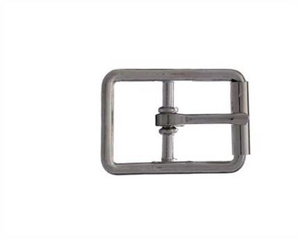 BUCKLE BRIDLE DIE-CAST WITH ROLLER NP 19MM