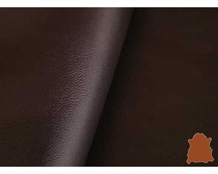 MILANO SHEEP GARMENT SKINS 0.8/1MM BROWN (SQ FT)