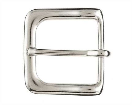 BUCKLE BELT HALF WEST-END STAINLESS STEEL 32MM