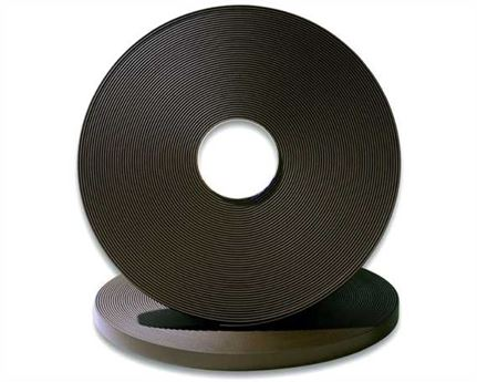 "BIOTHANE STRAPPING BETA STD BROWN (1"") 25MM (PER L/FT)"