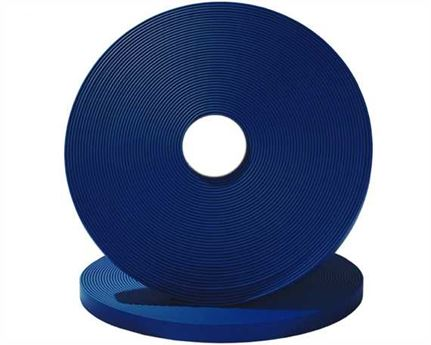 "BIOTHANE STRAPPING BETA STD NAVY (5/8"") 16MM (PER L/FT)"