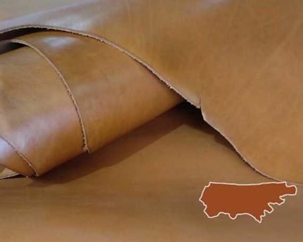 VEG COW SIDE 2.2MM TAN GREAT CRAFT LEATHER