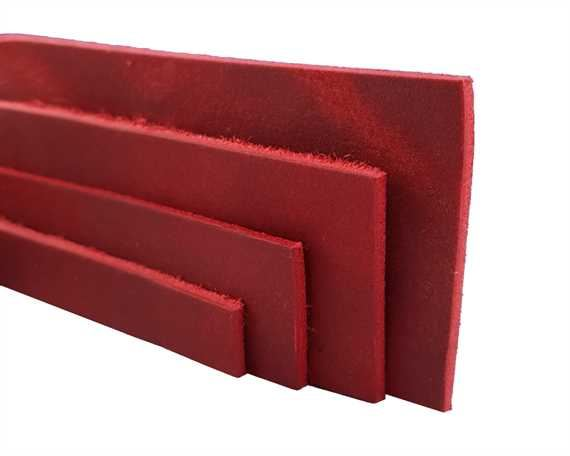 STRAP REDHIDE 12MM X 72 INCH LONG