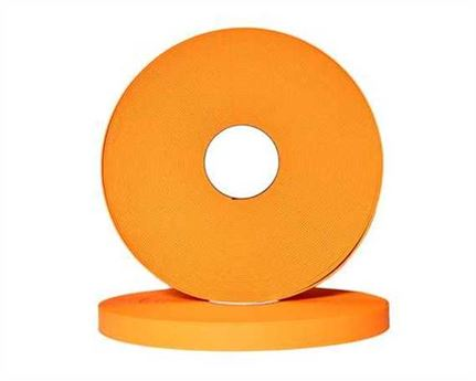 "BETA® 520 ADJUSTABLE BioThane® PEACH OR529 (1"") 25MM (PER L/FT)"