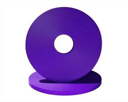 "BETA® 520 ADJUSTABLE BioThane® PURPLE VI521 (1"") 25MM (PER L/FT)"