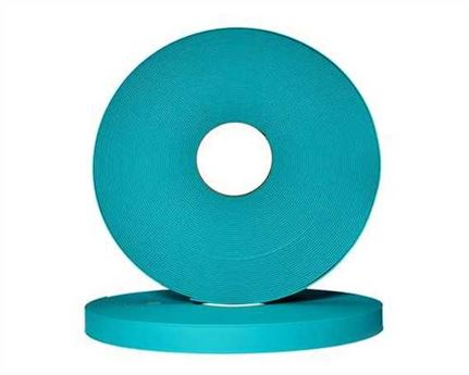 "BETA® 520 ADJUSTABLE BioThane® TEAL TE521 (3/4"") 19MM (PER L/FT)"