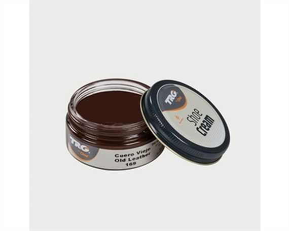 TRG SHOE CREAM JAR 50 ml. # 169 OLD LEATHER