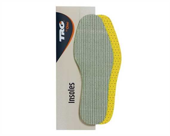 TRG INSOLES PINE STRIPED TWIN LAYER LATEX SIZE 41